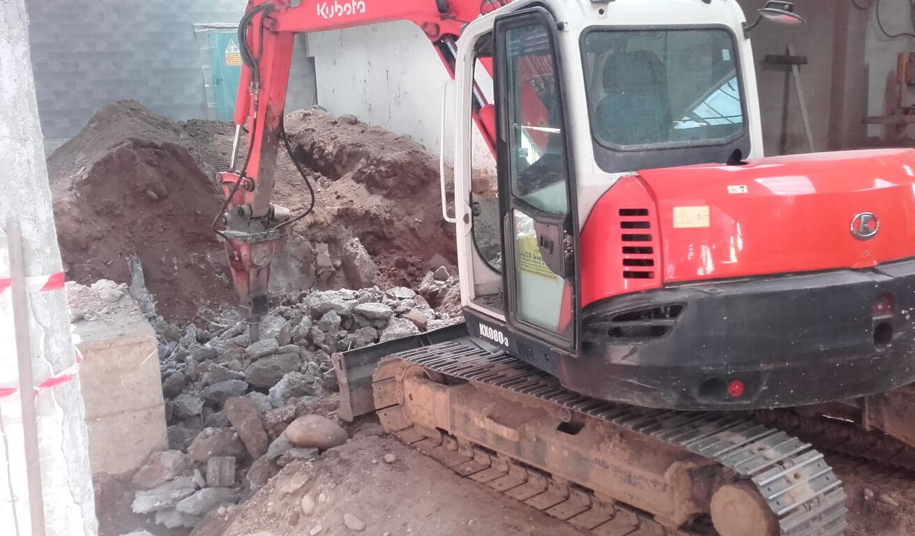 demolizioni torino