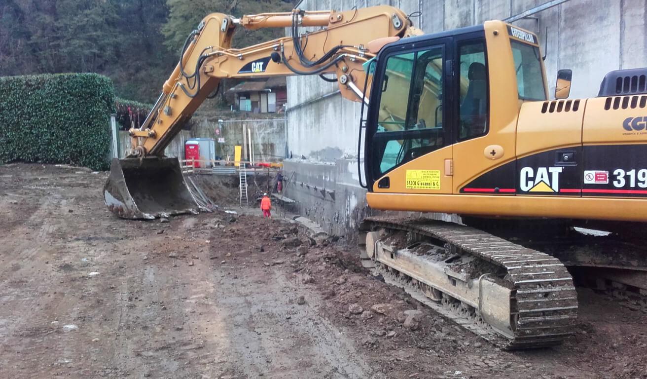 escavazioni novara