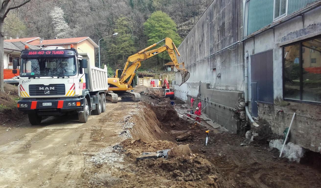 escavazioni vercelli
