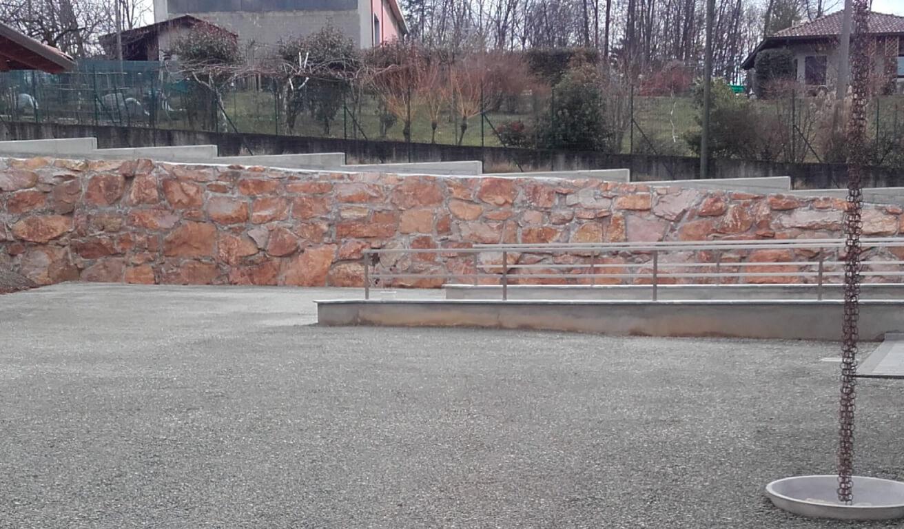 muri in pietra vercelli